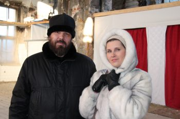С протоиереем Евгением Попиченко